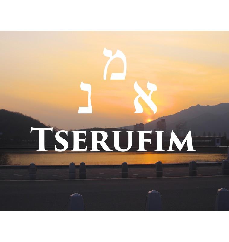 Tserufim 21