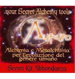 Your Secret Alchemy Tools - Secret Kit Abbondanza